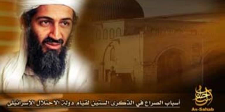 Standbild zum bin Laden Tonband