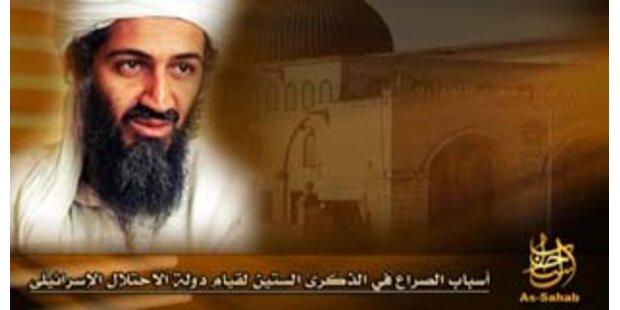 Bin Laden ruft zur Befreiung Palästinas auf