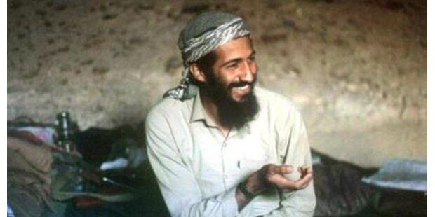 Frau und Kinder Bin Ladens im Iran