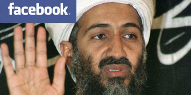 Bin Laden tot - Wurmalarm auf Facebook