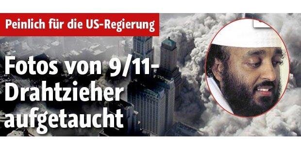 Fotos von 09/11-Drahtzieher aufgetaucht