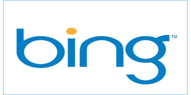Neue Features für Suchmaschine Bing