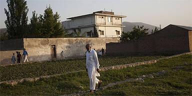 Bin Laden Villa in Abottabad