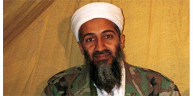 Botschaft von Osama bin Laden echt