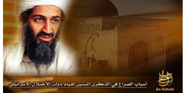 Bin Laden kündigt