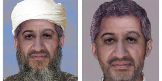 Neues Fahndungsfoto von Bin Laden