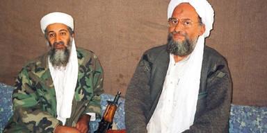 Bin Laden und Zawahiri