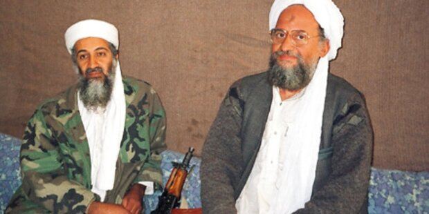 Bin Laden geheim in Österreich