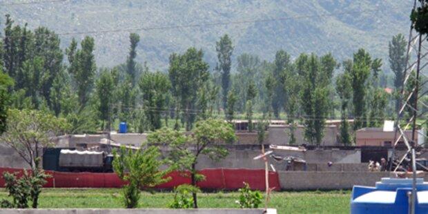 Bin Laden lebte in schönem Anwesen