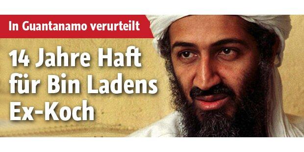 14 Jahre Haft für Bin Ladens Ex-Koch