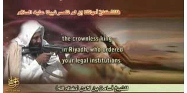 Bin Laden schickt weitere Botschaft