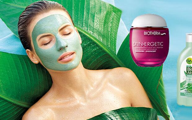 Natürliche Pflege für Ihre Haut