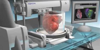 """""""Bioprinting"""" - Fleisch kommt aus dem Drucker"""
