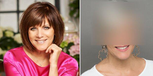 Wow Birgit Schrowange Zeigt Graue Haare