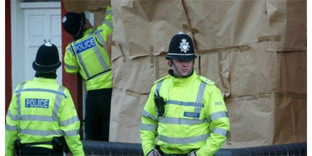 Terroristen wollten Soldat in England enthaupten
