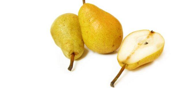 Pflanzenmittel in türkischen Birnen