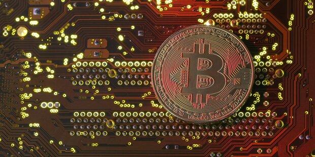 Krypto-Talfahrt geht weiter