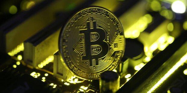 Bitcoin-Veteranen bleiben gelassen