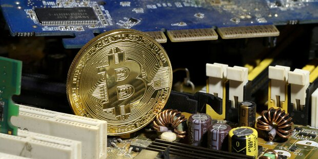 User zum Bitcoin-Schürfen missbraucht