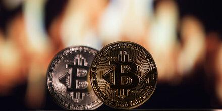 Etherum läuft Bitcoin den Rang ab