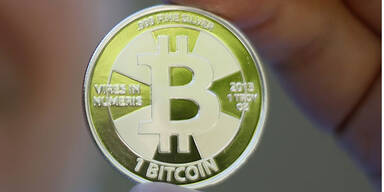 Hacker-Währung Bitcoin vor Durchbruch