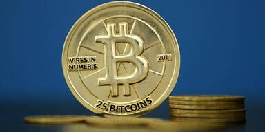 Bitcoins werden immer beliebter