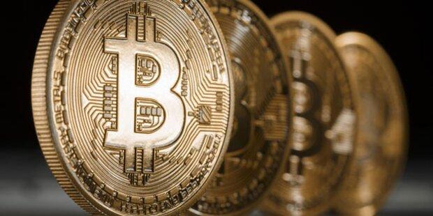 Bitcoins bekommen wieder Rückenwind