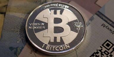 Regierung will von Bitcoins profitieren