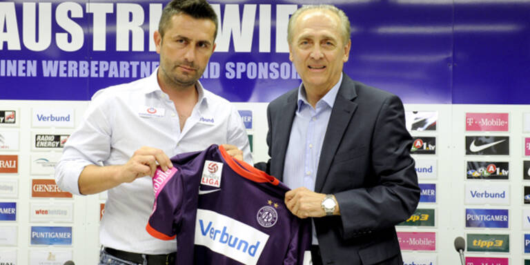 Bjelica neuer Austria-Coach