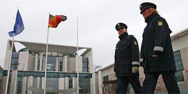 Bombenattrappe im deutschen Außenamt