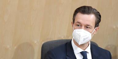 Opposition zeigt Blümel wegen Falschaussage an