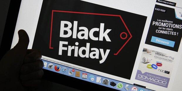 10 Tipps für die besten Black-Friday-Schnäppchen
