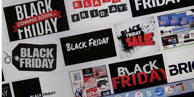 Black Friday: Preisschlacht bei Technik-Angeboten