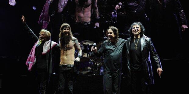 Black Sabbath: Letzter Austro-Auftritt