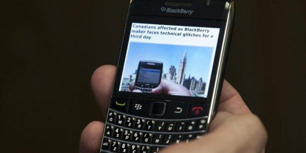 Blackberry-Nutzer erhalten Gratis-Apps