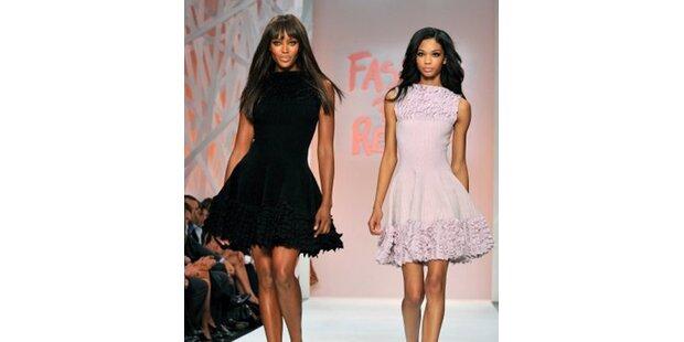 Mehr schwarze Models gefragt