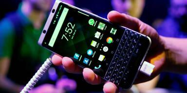 Blackberry setzt auf Software für Autos