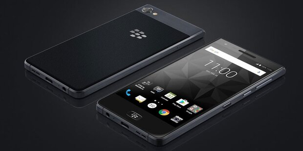 BlackBerry Motion greift iPhone & Co. an