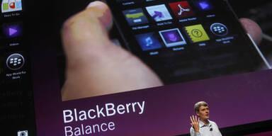 Blackberry peppt seinen App-Store auf