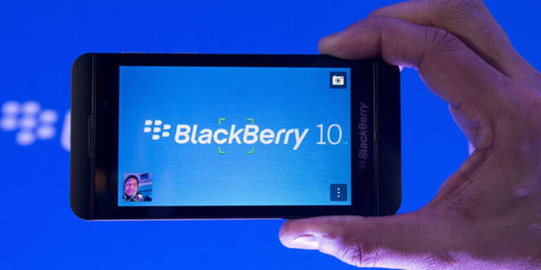 Blackberry scheint auf gutem Weg zu sein
