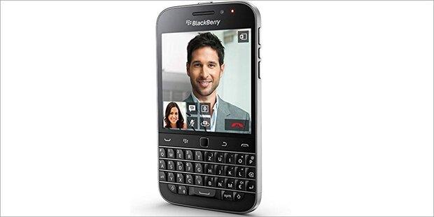 Blackberry wirft
