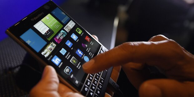 Blackberry will iOS- und Android-Apps