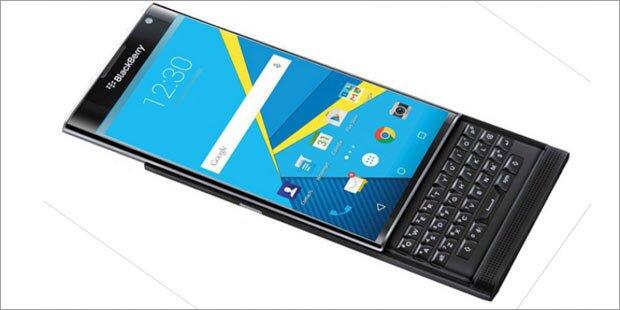 Android-BlackBerry offiziell vorgestellt