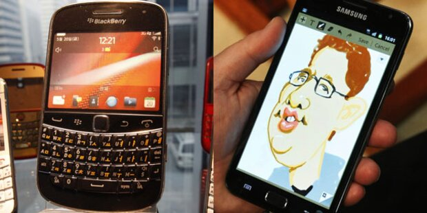 Samsung will