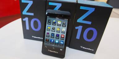 Blackberry sorgt für herbe Enttäuschung