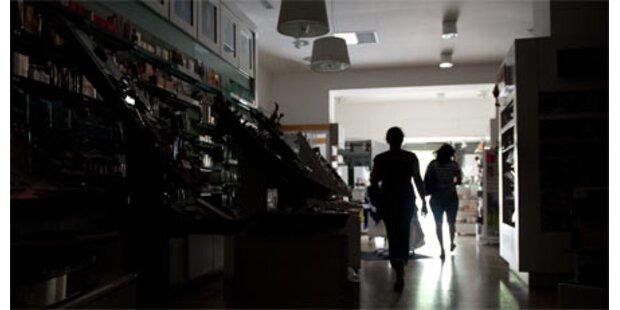 Wieder massiver Stromausfall in Rio