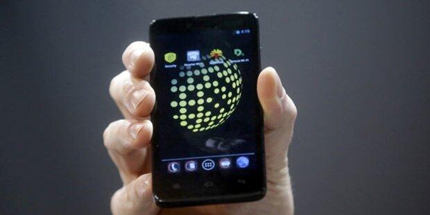 Krypto-Smartphones für jedermann boomen