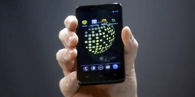 Sicherstes Smartphone der Welt vorgestellt