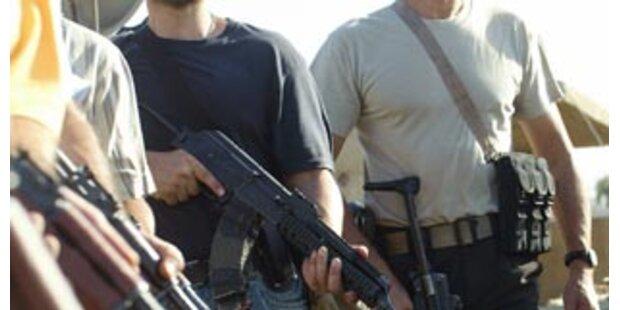 Blackwater darf nicht länger im Irak bleiben