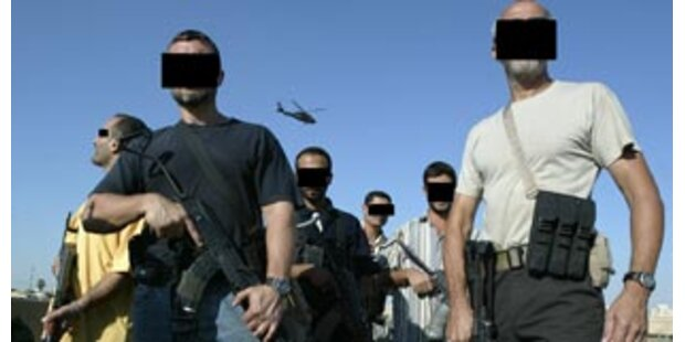 Blackwater-Scharfschütze tötete drei Zivilisten